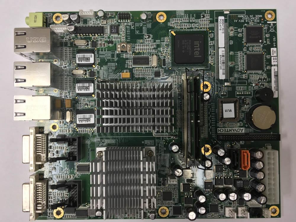 MP100 Main Board