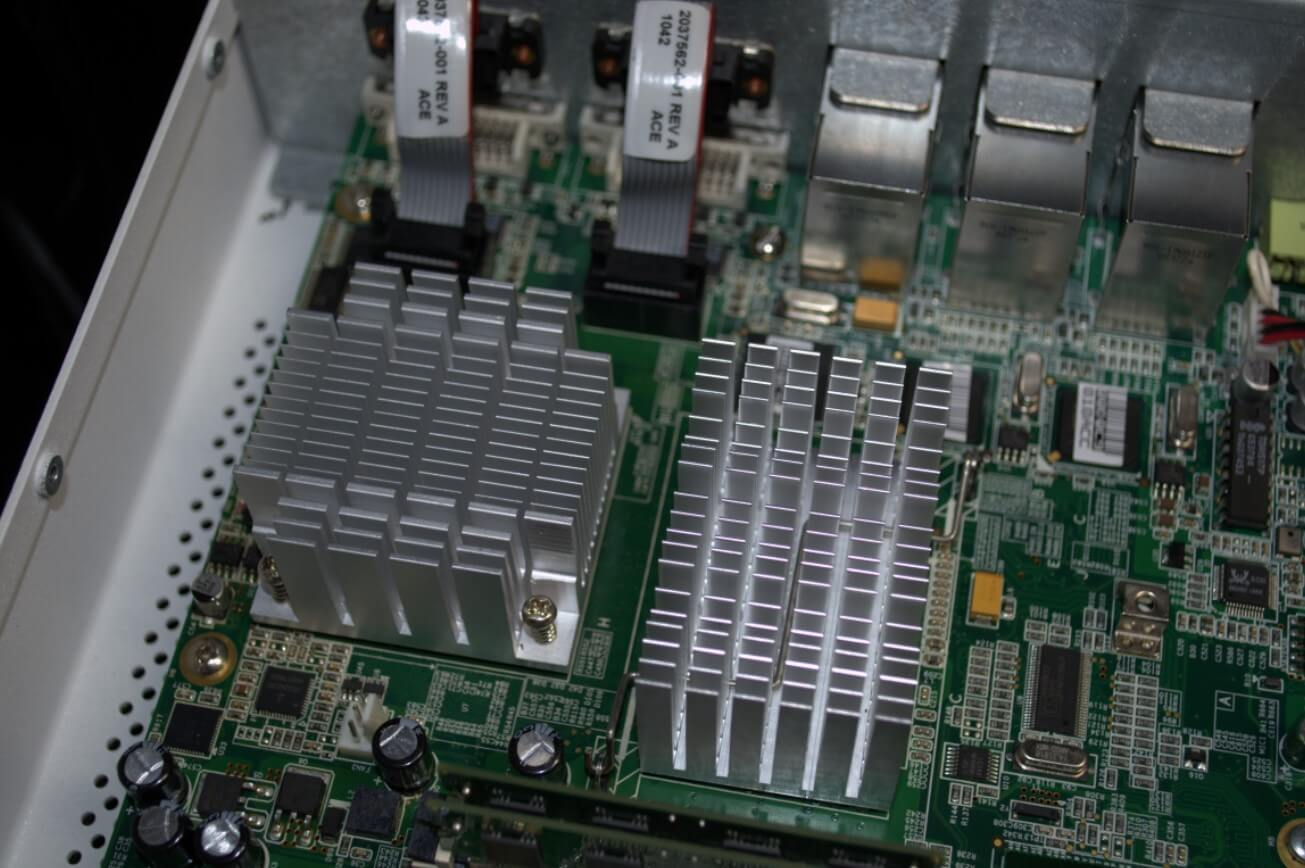 MP100 Main Board W/out Cooling