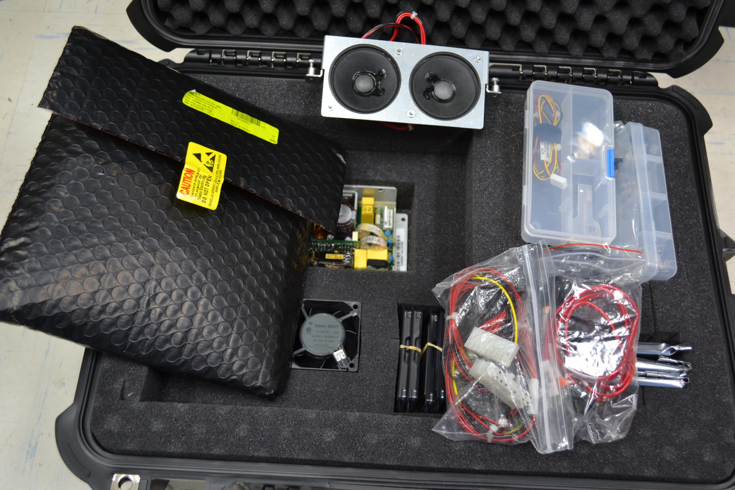 CTS MP100 Hero Kit 2